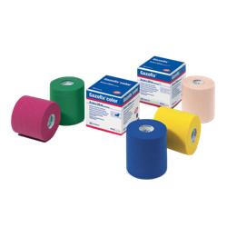 GAZOFIX color Fixierbinde kohäsiv 8 cmx20 m blau 1 St