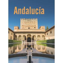 Andalusien als Buch von