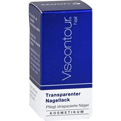VISCONTOUR Nail hydratis.pflegender Nagellack 6 ml