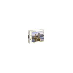 Clementoni® Puzzle Tower Bridge Puzzle 1000 Teile, Puzzleteile