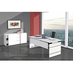 FORM 4 Büromöbel Set, 1 Arbeitsplatz 320x300