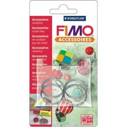 Fimo Schmuck Ring U-Form