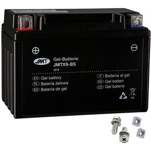YTX9-BS Gel Batterie für XJ 600 SH Diversion Baujahr 1992-2003 von JMT