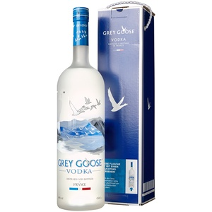 Grey Goose Vodka (1 x 4.5 l)
