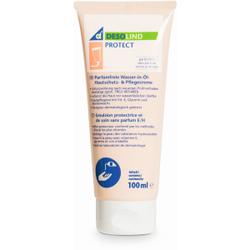 DESOLIND Protect Parfümfrei Hautschutz- & Pflegecreme, Parfümfreie Hautschutz- & Pflegecreme, 100 ml - Tube