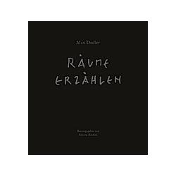 Max Dudler - Räume erzählen - Buch