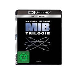 Men in Black - Trilogie 4K Ultra HD Blu-ray
