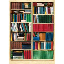 Idealdecor Fototapete Bibliotheque, (4 St), 183x254 cm