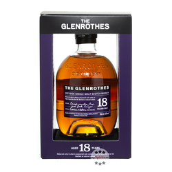 Glenrothes 18 Jahre Whisky Soleo Collection