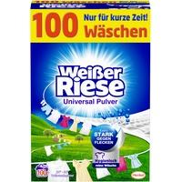 Weißer Riese Universal Pulver 100 Waschladungen