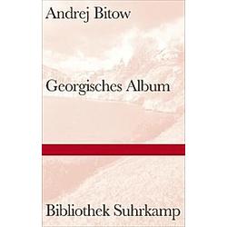 Georgisches Album. Andrej Bitow  - Buch