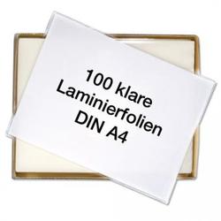 Laminierfolien A3 - klar, 150 mic. - Antistatisch