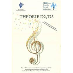 Theorie D2 / D3 - Theorie + Gehörbildungslehrgang