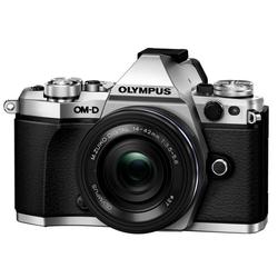 Olympus OM-D E-M5 Mark II silber + 14-42mm EZ Pancake
