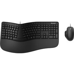 Microsoft Ergonomic Desktop Tastatur