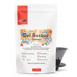 """Kaffeebohnen CafCaf Kaffee """"Filterkaffee del Bosque Honey fermentiert"""", 350 g"""