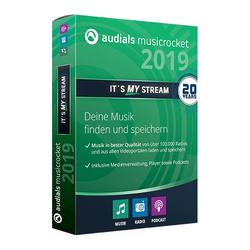 Audials Music Rocket 2019, [Pobierz] [Natychmiastowe dostarczenie]