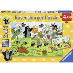 Ravensburger Puzzle Der Maulwurf im Garten 088614