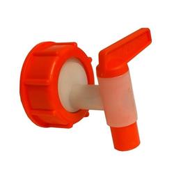 Speidel Kunststoff Auslaufhahn mit Überwurfmutter NW 15