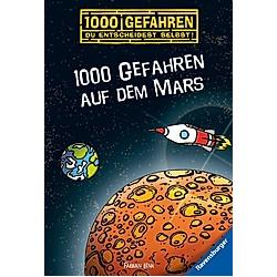 1000 Gefahren auf dem Mars / 1000 Gefahren Bd.45. Fabian Lenk  - Buch