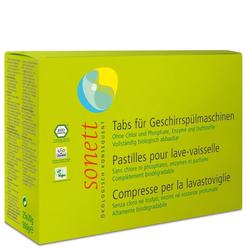 SONETT Geschirrspülmittel Tabs 25 x 20g = 500 g (Spülmaschinentabs)