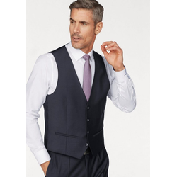 Roy Robson Anzugweste Slim Fit- Form, passende Weste zum Anzug Art.3974 9132 110