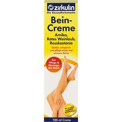 ZIRKULIN Bein Creme 125 ml