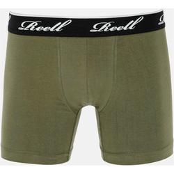 Shorts REELL - Trunks Boxershort Olive (160)