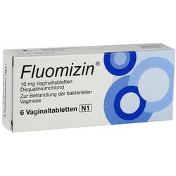 FLUOMIZIN 10 mg Vaginaltabletten 6 St