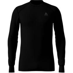 Odlo - T-shirt ML Warm M Black - Unterwäsche - Größe: S