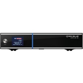 GiGaBlue UHD UE 4K FBC Dual Twin