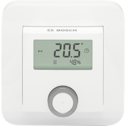 Bosch Raumthermostat Fußbodenheizung 230V Weiß
