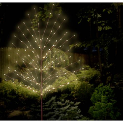 Polarlite PCA-03-001 LED-Baum Baum 180cm Braun
