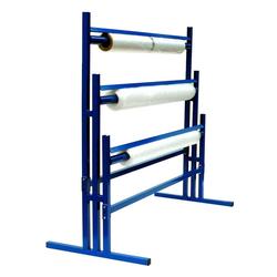 Dreifach - Folienspender für perforierte Adeckfolien