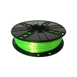 WhiteBOX 3D-Filament Seiden-PLA grün mit Perlglanz 1.75mm 500g Spule