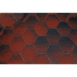 Wolff Finnhaus Gartenhaus Milano 3.0 rot-schwarz