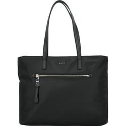 DKNY Gia Tote Shopper Tasche 34 cm black silver