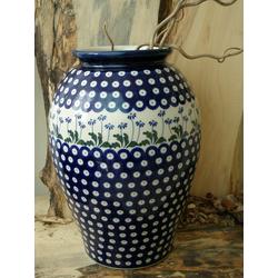 Bodenvase, 32 cm Höhe, Tradition 11- Oberlausitz Keramik - BSN 5078