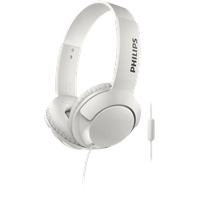 Philips BASS+ SHL3075WT weiß