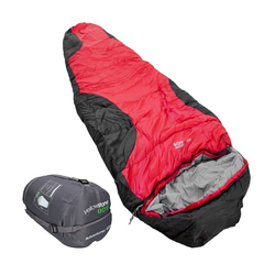 yellowstone Mumienschlafsack Adventurer 400 rot