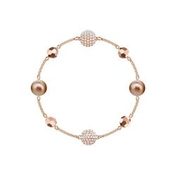 Swarovski Armband 5437890-M, L, mit Swarovski® Kristallen und Swarovski® Perlen L