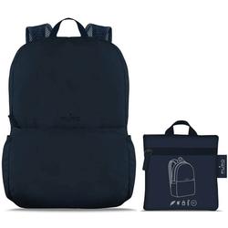 Puro Rucksack Puro Backpack Tender Faltbarer Rucksack Falt-Rucksack Sport Outdoor Camping, sehr leicht blau