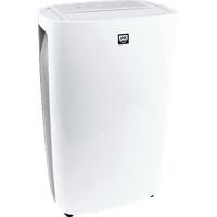 SHE SHEBC20LEF2001 Luftentfeuchter Weiß (310 Watt, Entfeuchterleistung: 20 l/d, Raumgröße: 50 m³)