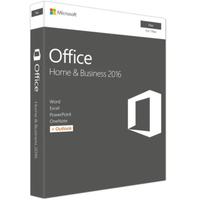 Microsoft Office Home & Business 2016 PKC EN Mac