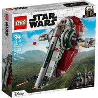 Lego Star Wars Boba Fetts Starship 75312
