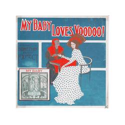 My Baby - Loves Voodoo! (CD)