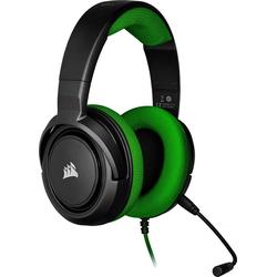 Corsair HS35 STEREO Gaming Headset Gaming-Headset grün