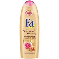Fa Duschgel Oriental Moments Duft Wüstenrosen und Sandelholz 250 ml