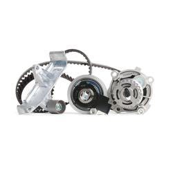 CONTITECH Wasserpumpe + Zahnriemensatz VW,AUDI CT909WP3 Wasserpumpe + Zahnriemenkit