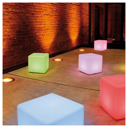 Moree Stehlampe Cube LED Pro mit Akku